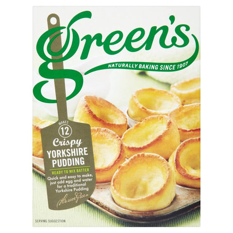 Greens Batter Mix Classic Recipe 125g