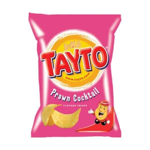 Tayto Prawn Cocktail Potato Crisps 37.5g