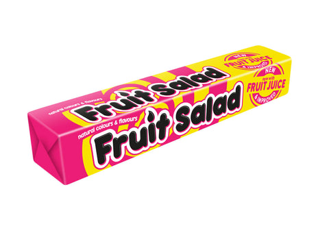Barratt (Candyland) Fruit Salad Chews 36g
