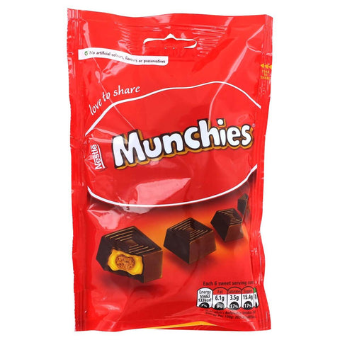 Nestle Munchies - Bag 104g