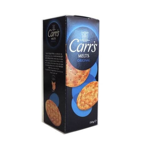 Carrs Biscuits - Original Melts 150g