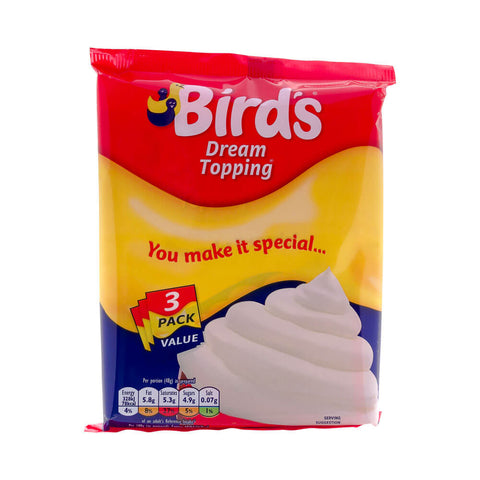 Birds Dream Topping 36g