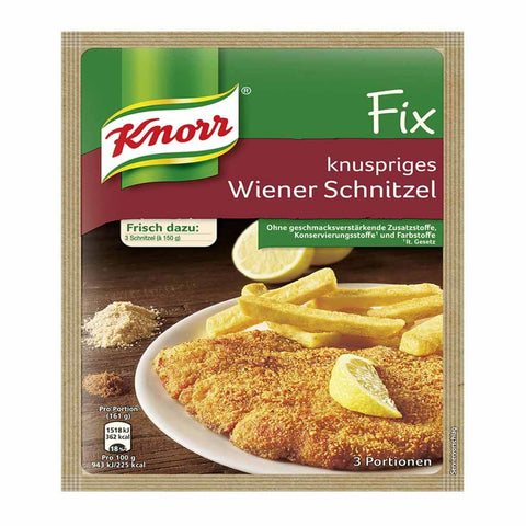 Knorr Fix Wiener Schnitzel Seasoning Mix 100g
