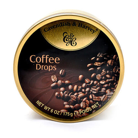 Cavendish and Harvey Coffee Drops 50g