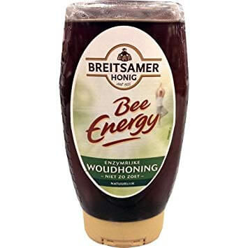 Breitsamer Bee Energy Honey Squeeze Bottle 350g