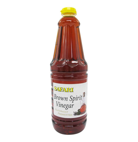 Safari Vinegar - Brown (Kosher) 750ml