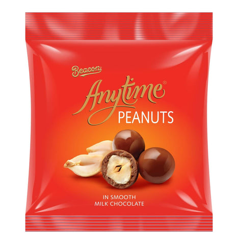 Beacon Anytime Peanuts (Kosher) 65g