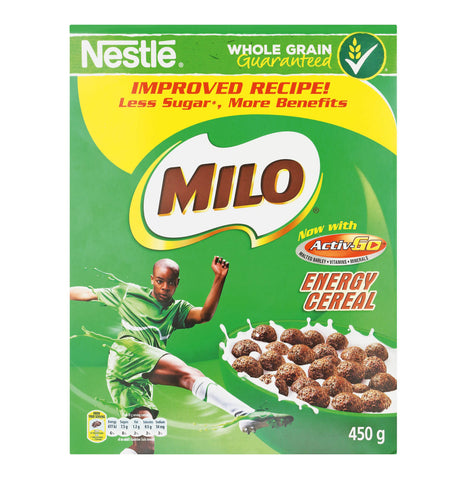 Nestle Milo Cereal (Kosher) 450g