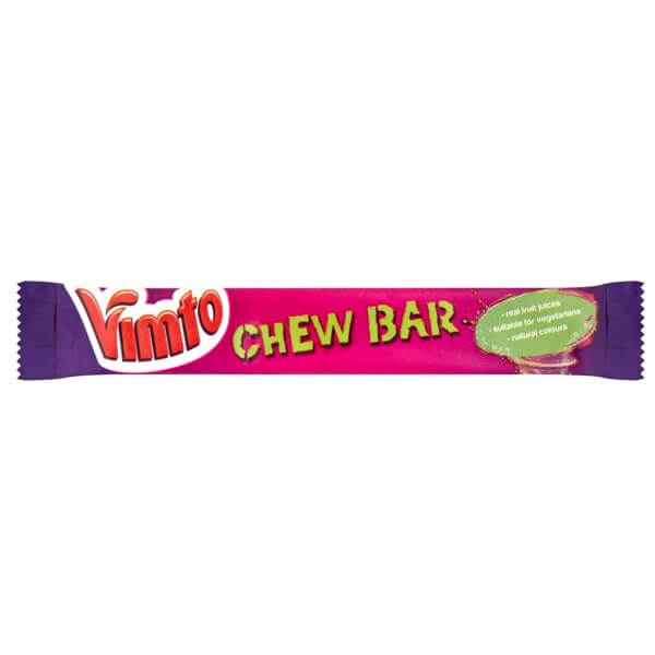 Vimto Chewy Bar 15g