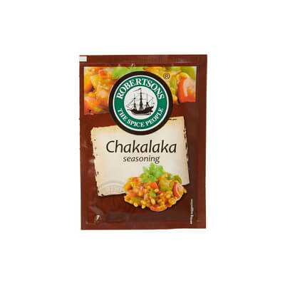 Robertsons Chakalakah Seasoning (Kosher) 7g