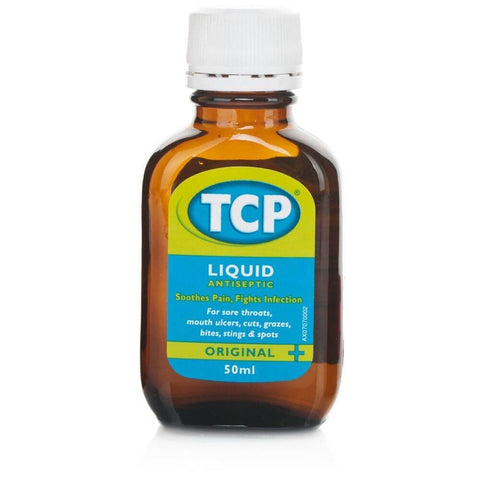 TCP Antiseptic Liquid (LIMIT 1 PER ORDER) 50ml