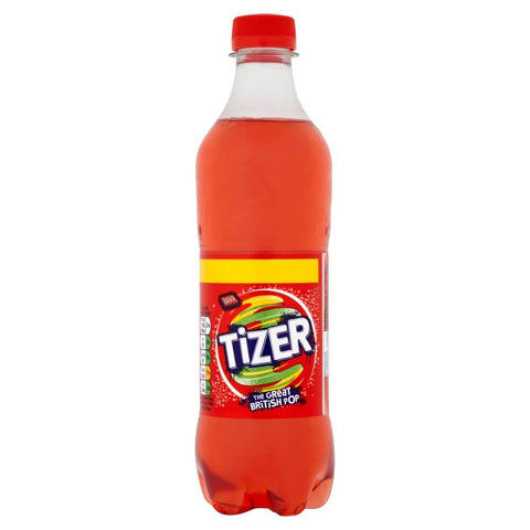 Barrs Tizer. The Great British Pop 500ml