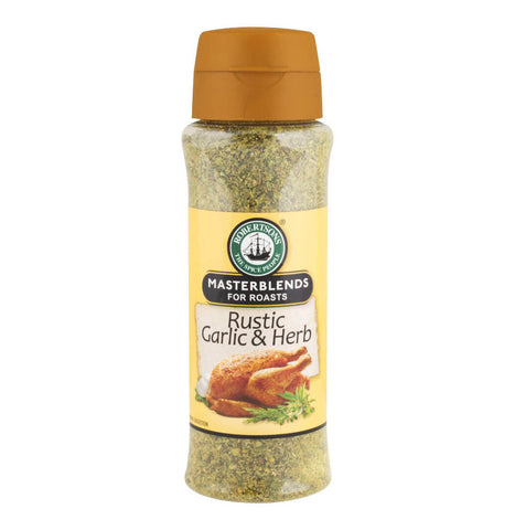 Robertsons Spice - Masterblend for Roasts - Rustic Garlic and Herb 200g
