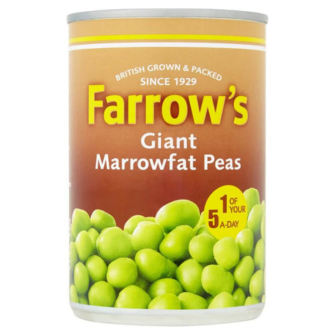Farrows Marrowfat Processed Peas 300g
