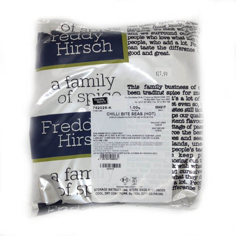Freddy Hirsch Chilli Bite Hot Spice (Kosher) 1kg