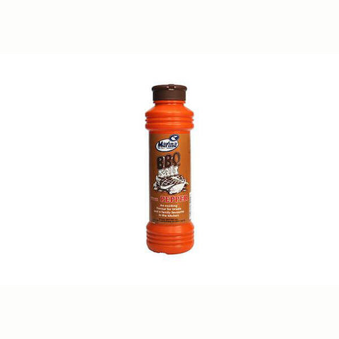 Marina Braai Salt with Pepper (Kosher) 200g
