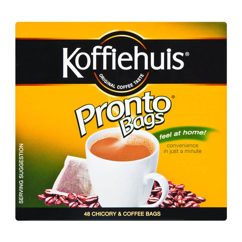 Koffiehuis Coffee - Pronto (Pack of 48) 250g