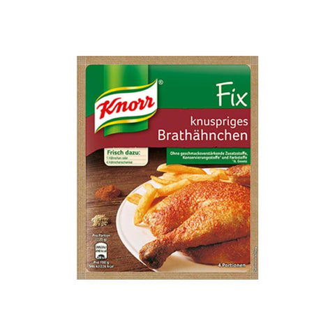 Knorr Fix Crispy Chicken Seasoning Mix 29g