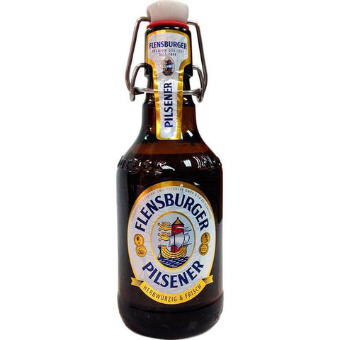 Flensburger Pilsener (Pack of 4 x 330ml) 2.4kg