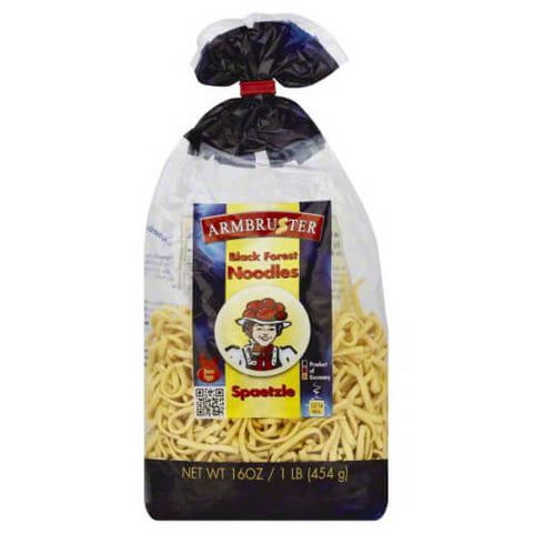 Armbruster Black Forest Noodles 454g
