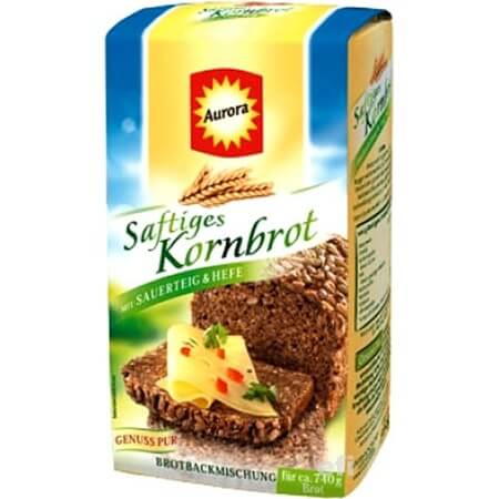 Aurora Soft Grain Bread Mix (Kornbrot) 500g