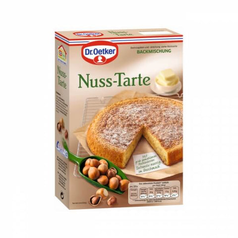 Dr Oetker Nut Cake with Ground Hazelnuts 380g