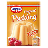 Dr Oetker Original Pudding Almond Flavour (Pack of 3) 111g