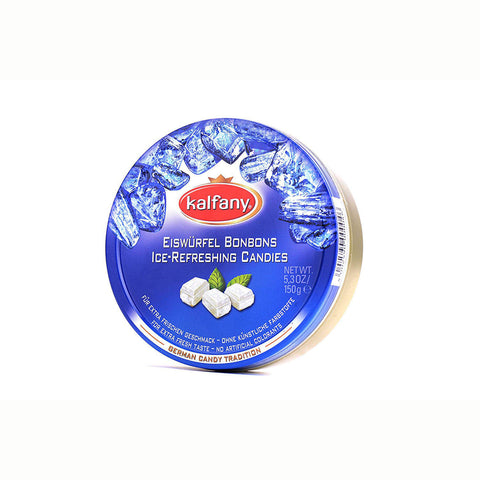 Kalfany Ice Refreshing Hard Candies Tin 150g