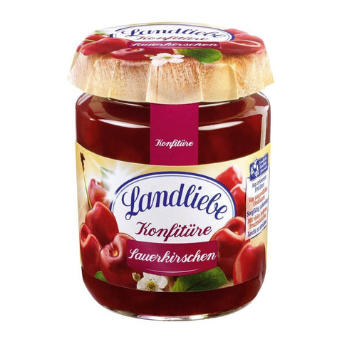 Landliebe Sour Cherry Jelly 200g