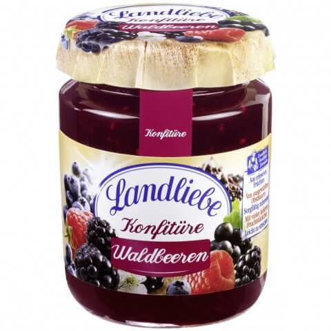 Landliebe Forest Jelly 200g