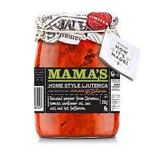 Mamas Roasted Pepper Salsa 540g