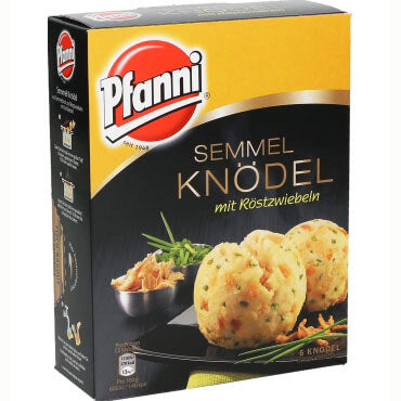 Pfanni Bread Dumplings With Roasted Onions 200g