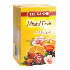Teekanne Mixed Fruit Tea (20 Tea Bags) 60g