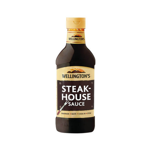 Wellingtons Steakhouse Sauce (Kosher) 700ml