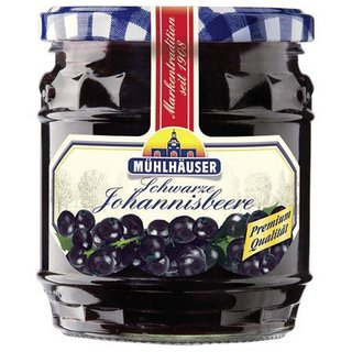 Muehlhauser Blackcurrant Spread 450g