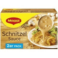 Maggi Schnitzel Sauce (Item includes 2 Packs) 80g
