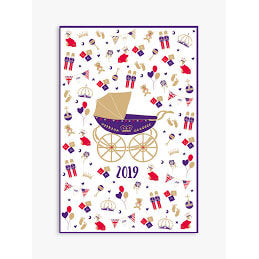 Milly Green - Tea Towel Royal Baby 2019 70g