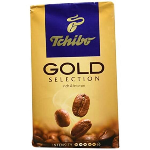 Tchibo Gold Ground Coffee 250g