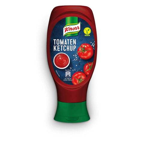 Knorr Tomato Ketchup Squeeze Bottle 430ml