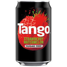 Tango Strawberry and Watermelon Sugar Free 330ml