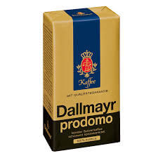 Dallmayr Prodomo Premium Whole Bean Coffee 250g