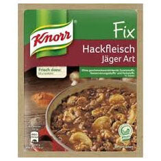 Knorr Fix Seasoning - Hunters Minced Beef 36g