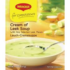 Maggi Cream of Leek Soup with Fine Selected Leek Pieces 51g