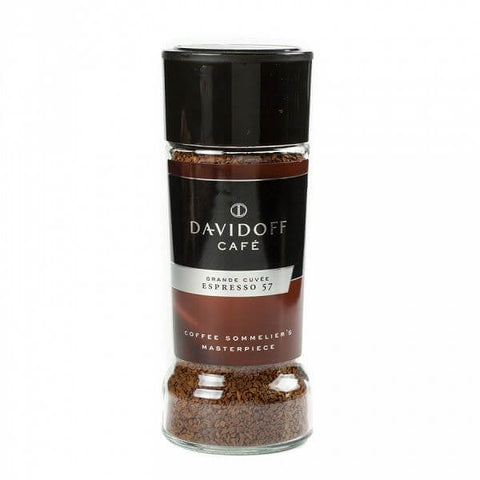 Davidoff Cafe Grand Cuvee Espresso 57 Instant Coffee Jar 100g