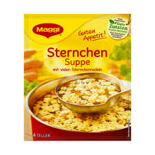 Maggi Asterisk Shaped Soup (4 Portions) 57g