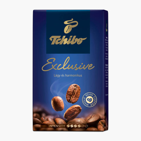 Tchibo Exclusive 100% Arabica Ground Coffee 250g