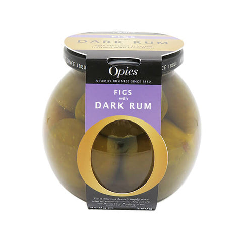 Opies Figs With Dark Rum 460g