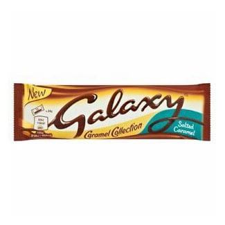 Mars Galaxy - Salted Caramel Twin Bar 48g