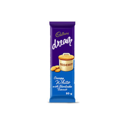Cadbury Dream - Biscuit Bar 80g