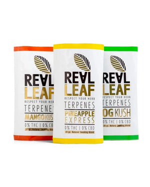 Tabakersatz Real Leaf Terpenes Edition